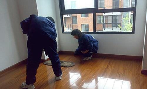 地板清洗修復